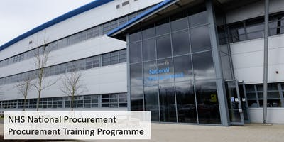 PCM Training (Gyle) - National Procurement Staff
