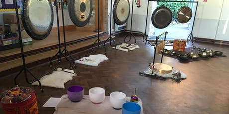 Chichester Sound Bath tickets