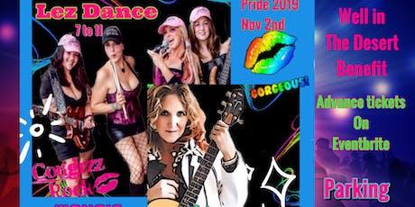 Palm Springs Ladies Pride Dance  tickets