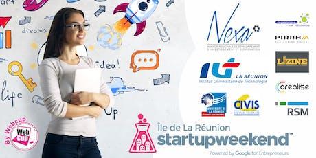 Startupweekend Sud  tickets