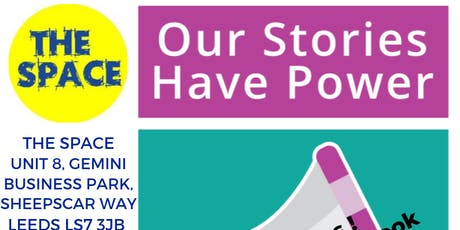 OUR STORIES HAVE POWER WORKSHOP tickets