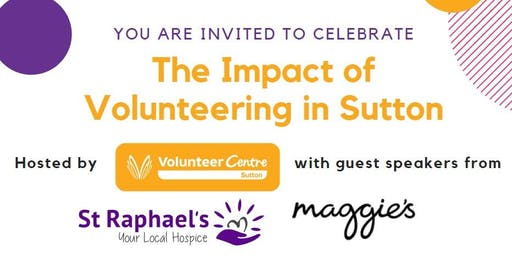 The Impact of Volunteering in Sutton