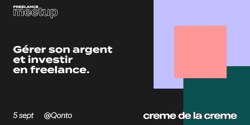 Freelance Meetup #13 - Gérer son argent et investir en freelance