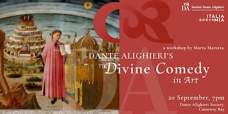 •	Art Workshop – Dante Alighieri's Divine Comedy in Art tickets