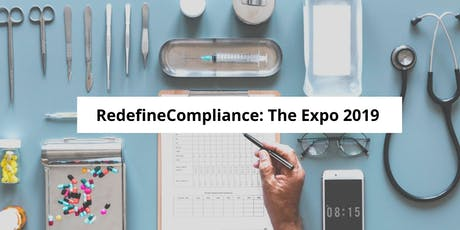 RedefineCompliance: The Expo 2019 tickets