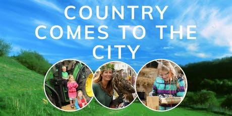 Country Comes to the City tickets