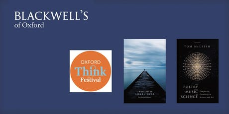 Oxford Think Festival - Sunday tickets