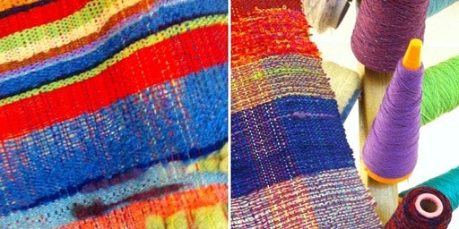 SAORI Weaving Introduction