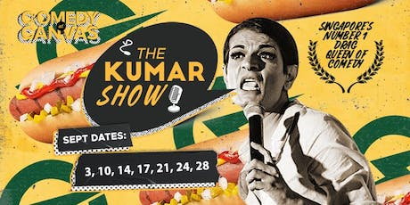The Kumar Show [14.09.19] tickets
