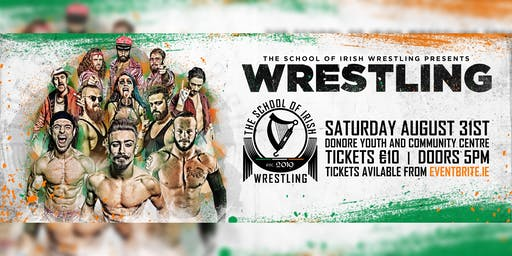 "SOIW Presents ""Live Pro Wrestling"" Family Event"
