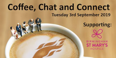 Coffee, Chat and Connect - September 3rd tickets