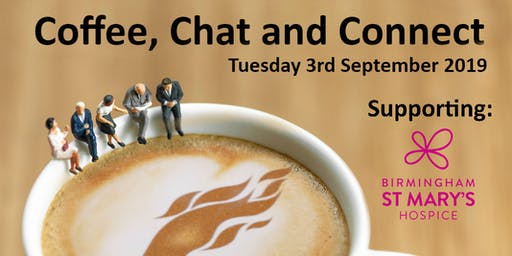 Coffee, Chat and Connect - September 3rd