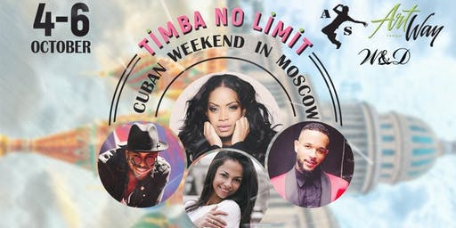 Timba no limit 4-6 October 2019