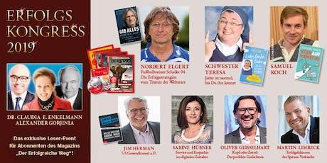 Erfolgs-Kongress 2019 Tickets