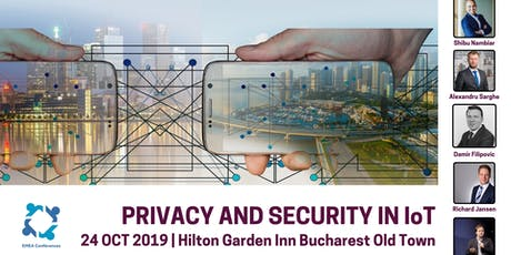 Privacy and Security in IoT tickets
