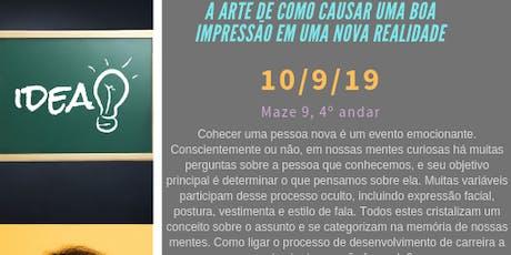 Primera impresion - Portugues  tickets