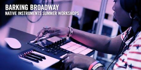 Barking Broadway Summer Workshops tickets