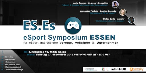 eSport Symposium Essen