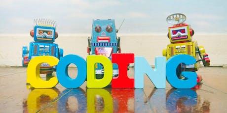 Creative Computing Club - RoboChallenge tickets