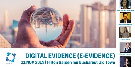 Digital evidence (E-evidence) tickets