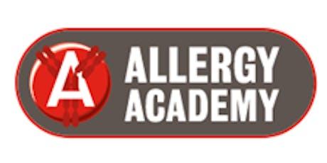 Allergy in Practice for Healthcare Professionals - Block 3 tickets