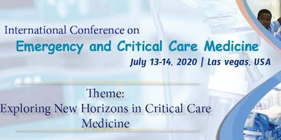 International Conference on Emergency and Critical Care  Medicine
