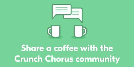 The coffee's on us: Brighton self-employed meetup