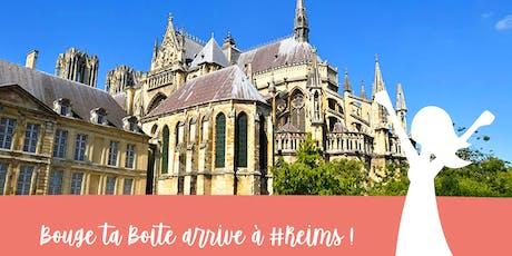 Réunion découverte du 1er réseau business féminin à Reims billets