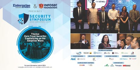 Enterprise IT World & Infosec Foundation CISO Event and Awards 2019 - Mumbai tickets