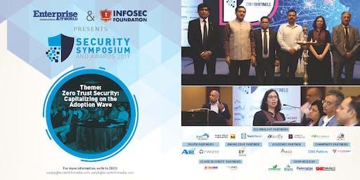 Enterprise IT World & Infosec Foundation CISO Event and Awards 2019 - Mumbai