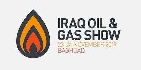 Iraq Oil & Gas Show tickets