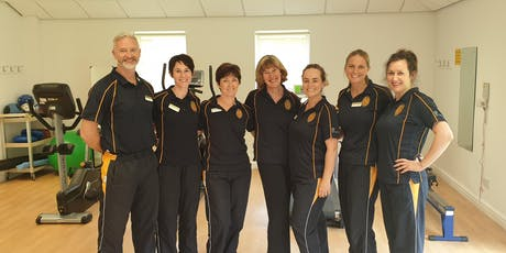 Physiotherapy Department Open Evening tickets