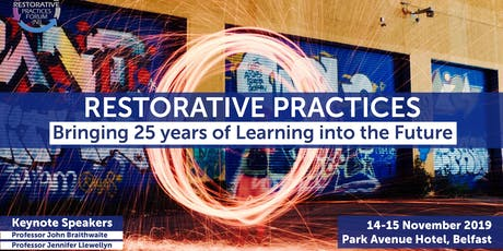 Restorative Practices Forum (NI) 25th Anniversary International Conference tickets