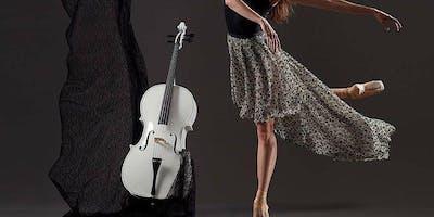 Yin Yoga Workshop with Live Cellist Accompaniment