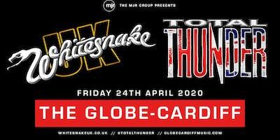 Whitesnake UK +Total Thunder (The Globe, Cardiff)