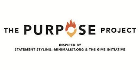 The Purpose Project Brisbane 08/19 tickets