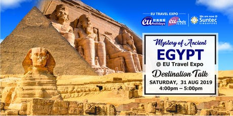 Mystery of Ancient Egypt tickets