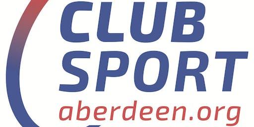 ClubSport Aberdeen Club Event