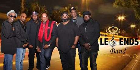Saturday Live 'Old School' Night - Richard Burton and The Legends Band - Sept. 21, 2019 tickets