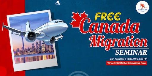 FREE Canada Migration Seminar in Pune