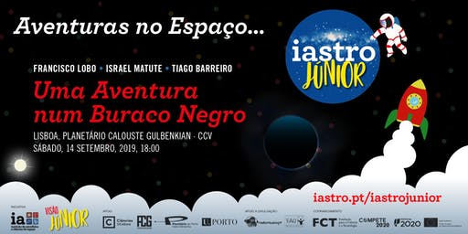IAstro Júnior - Uma Aventura num Buraco Negro