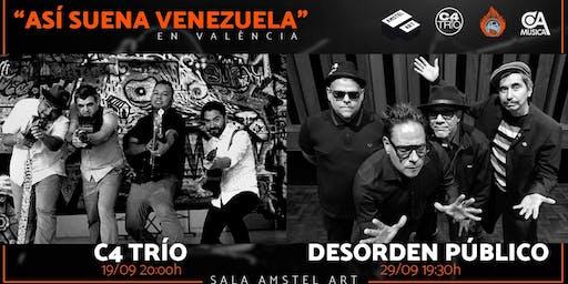 Asi Suena Venezuela - C4 y Desorden