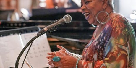 Friday Live Jazz and Blues Night - Carole Ann Taylor Sept 27, 2019 tickets