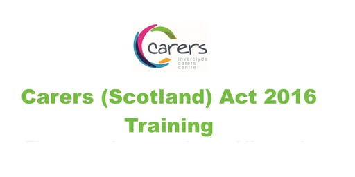 Carers Act Training
