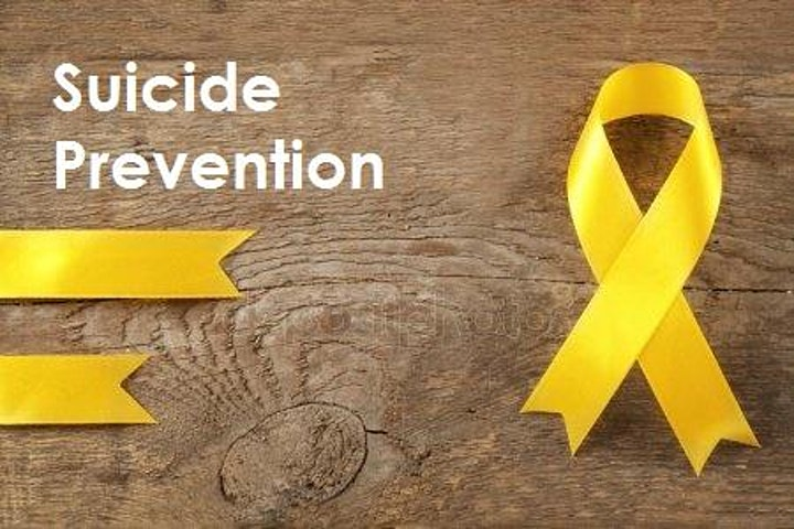 Wellbeing Event with Suicide Prevention Training image