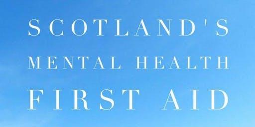 Scotland's Mental Health First Aid: 8th & 15th September 2020