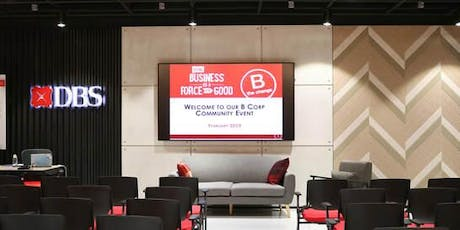 29 August is B Corp Community Event ! tickets