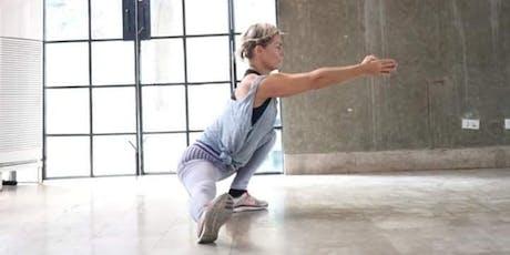 Yoga Dance Workshop tickets