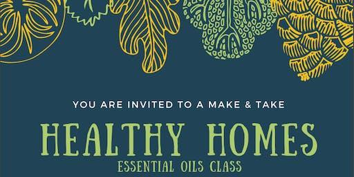 Healthy Homes Make & Take