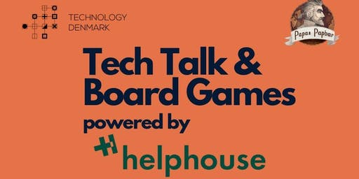 Tech Talk & Board Games